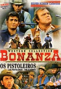 Bonanza - O Pistoleiro - Poster / Capa / Cartaz - Oficial 2
