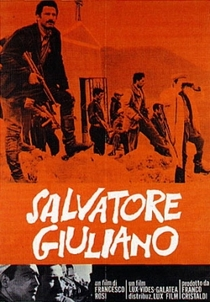 O Bandido Giuliano - Poster / Capa / Cartaz - Oficial 1