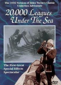 20,000 Léguas Submarinas - Poster / Capa / Cartaz - Oficial 1