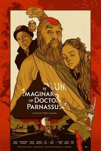 O Mundo Imaginário do Dr. Parnassus - Poster / Capa / Cartaz - Oficial 3