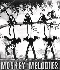 Melodia dos Macacos - Poster / Capa / Cartaz - Oficial 1