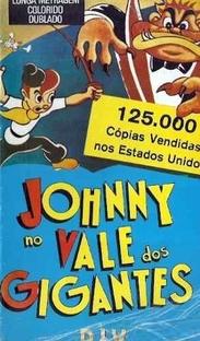 Johnny no Vale dos Gigantes - Poster / Capa / Cartaz - Oficial 1