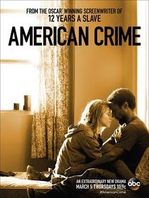 American Crime (1ª temporada) - Poster / Capa / Cartaz - Oficial 2