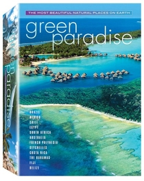 Paraíso Verde - 3ª Temporada - Poster / Capa / Cartaz - Oficial 1