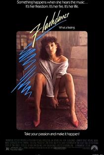 Flashdance: Em Ritmo de Embalo - Poster / Capa / Cartaz - Oficial 1