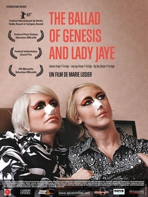 The Ballad of Genesis and Lady Jaye  - Poster / Capa / Cartaz - Oficial 1