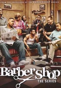 Barbershop (1ª Temporada)  - Poster / Capa / Cartaz - Oficial 1