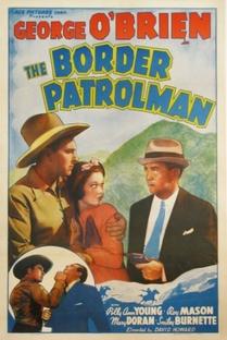 Patrulhando a Fronteira - Poster / Capa / Cartaz - Oficial 1
