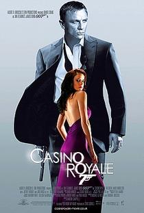 007 - Cassino Royale - Poster / Capa / Cartaz - Oficial 12