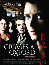 Enigmas de Um Crime - Poster / Capa / Cartaz - Oficial 1