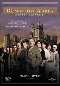 Downton Abbey (2ª Temporada) - Poster / Capa / Cartaz - Oficial 5