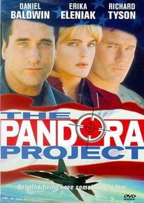 Projeto Pandora - Poster / Capa / Cartaz - Oficial 3