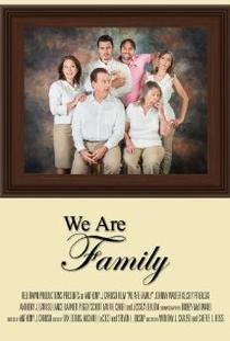 Somos uma Família - Poster / Capa / Cartaz - Oficial 1