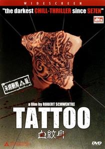 Tattoo - Salve Sua Pele - Poster / Capa / Cartaz - Oficial 1
