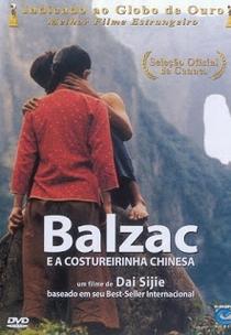 Balzac e a Costureirinha Chinesa - Poster / Capa / Cartaz - Oficial 4