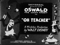 Oh Teacher - Poster / Capa / Cartaz - Oficial 1