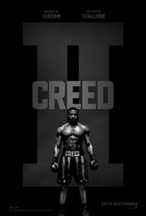 Creed II - Poster / Capa / Cartaz - Oficial 2