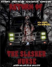 Return of the Slasher Nurse - Poster / Capa / Cartaz - Oficial 1
