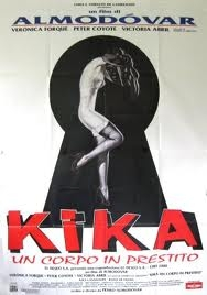 Kika - Poster / Capa / Cartaz - Oficial 9