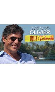 Diário do Olivier - Índia e Tailândia (13ª temporada) - Poster / Capa / Cartaz - Oficial 1