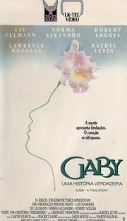Gaby - Uma História Verdadeira - Poster / Capa / Cartaz - Oficial 2