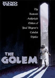 O Golem - Como Veio ao Mundo - Poster / Capa / Cartaz - Oficial 3