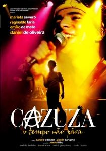 Cazuza: O Tempo Não Para - Poster / Capa / Cartaz - Oficial 1