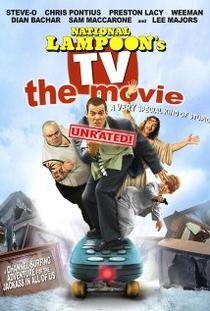 TV: The Movie - Poster / Capa / Cartaz - Oficial 1