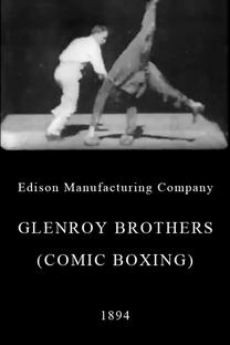 Glenroy Brothers (Comic Boxing) - Poster / Capa / Cartaz - Oficial 1
