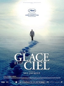 Ice and the Sky - Poster / Capa / Cartaz - Oficial 1