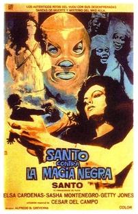 Santo Contra la Magia Negra - Poster / Capa / Cartaz - Oficial 1