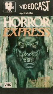 O Expresso do Horror - Poster / Capa / Cartaz - Oficial 7
