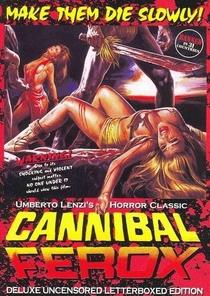 Canibal Ferox  - Poster / Capa / Cartaz - Oficial 3