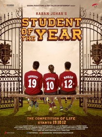 Student of the Year - Poster / Capa / Cartaz - Oficial 5