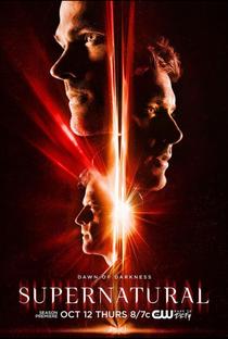Sobrenatural (13ª Temporada) - Poster / Capa / Cartaz - Oficial 2