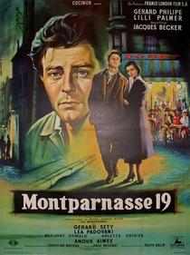 Os Amantes de Montparnasse - Poster / Capa / Cartaz - Oficial 1