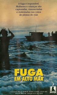 Fuga em Alto Mar - Poster / Capa / Cartaz - Oficial 1