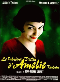 O Fabuloso Destino de Amélie Poulain - Poster / Capa / Cartaz - Oficial 1