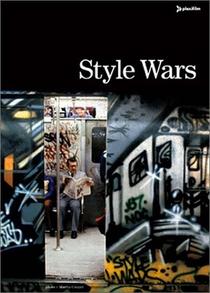 Style Wars - Poster / Capa / Cartaz - Oficial 1