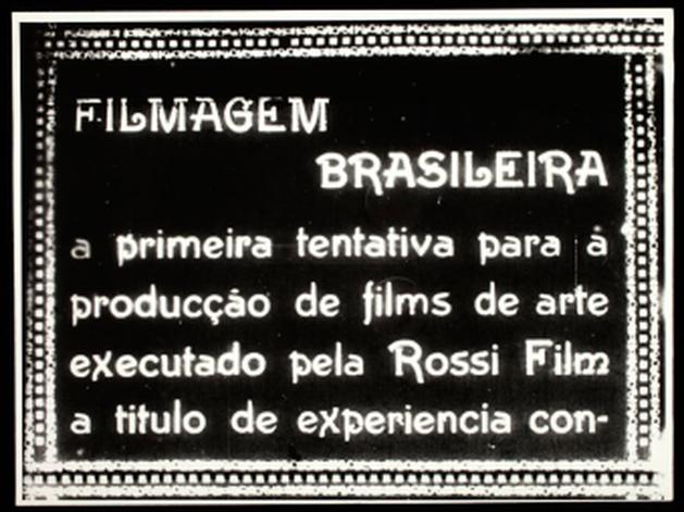 Não são as imagens: Crítica - Exemplo regenerador (1919) + Fragmentos da vida (1929)