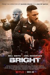 Bright - Poster / Capa / Cartaz - Oficial 1