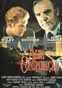 Alta Conspiração - Poster / Capa / Cartaz - Oficial 1