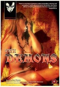 Os Demonios - Poster / Capa / Cartaz - Oficial 3