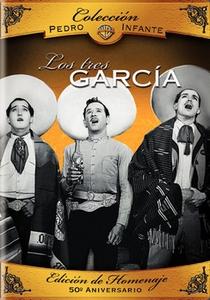 Os Três Garcia - Poster / Capa / Cartaz - Oficial 1