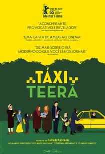 Táxi Teerã - Poster / Capa / Cartaz - Oficial 1