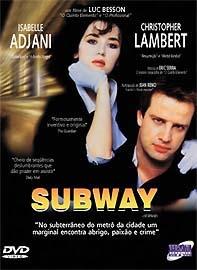 Subway - Poster / Capa / Cartaz - Oficial 3