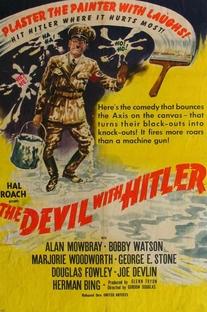 The Devil with Hitler - Poster / Capa / Cartaz - Oficial 1