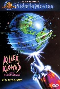 Palhaços Assassinos do Espaço Sideral - Poster / Capa / Cartaz - Oficial 3