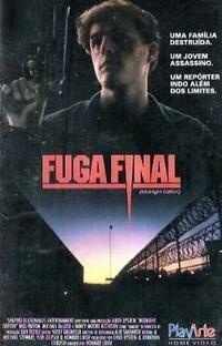 Fuga Final - Poster / Capa / Cartaz - Oficial 1