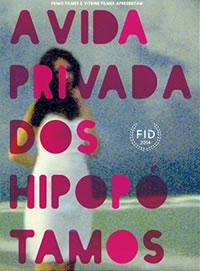 A Vida Privada dos Hipopótamos - Poster / Capa / Cartaz - Oficial 1